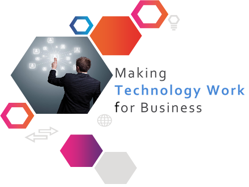 Technology work for business